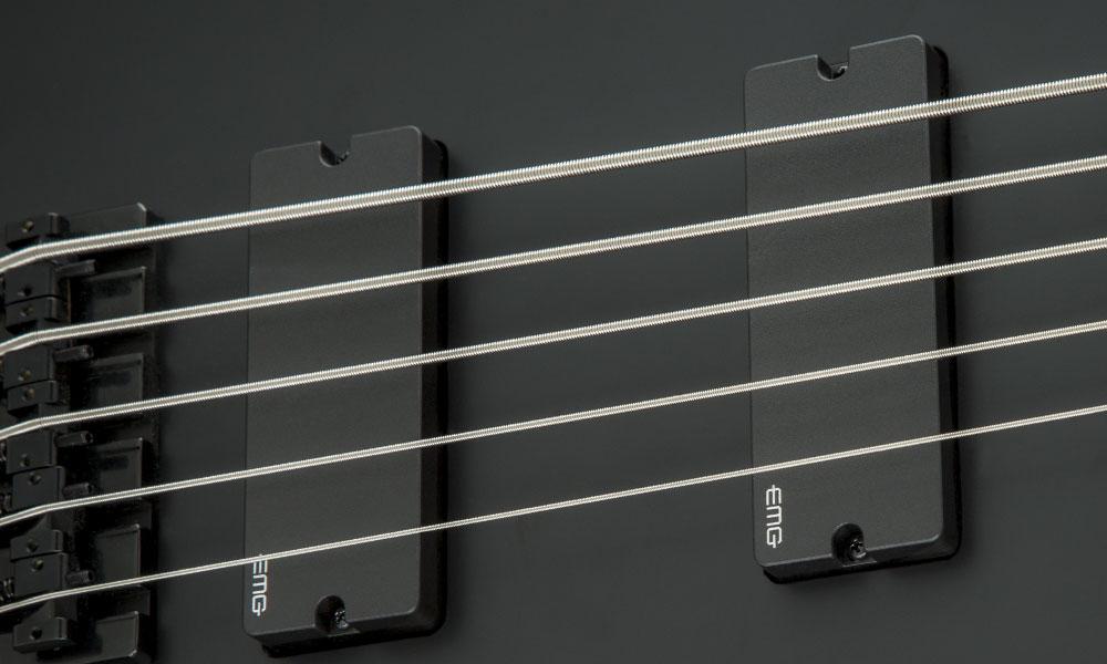 EMG® 40HZB/EMG® 40HZ4N Pickups (Active Three-Band EQ)
