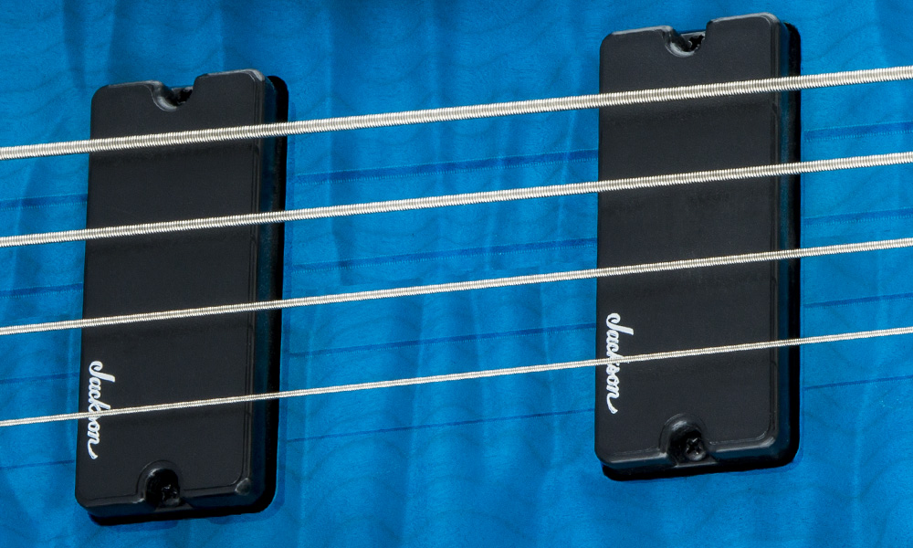 Jackson High-Output Bass Humbucking Pickups