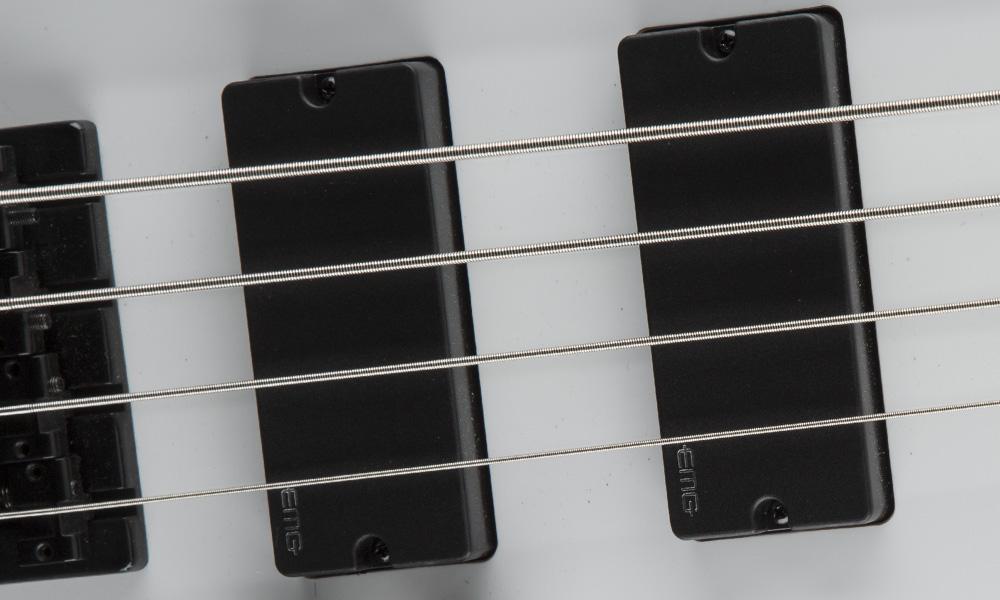 EMG® 35HZ Pickups (Active Three-Band EQ)