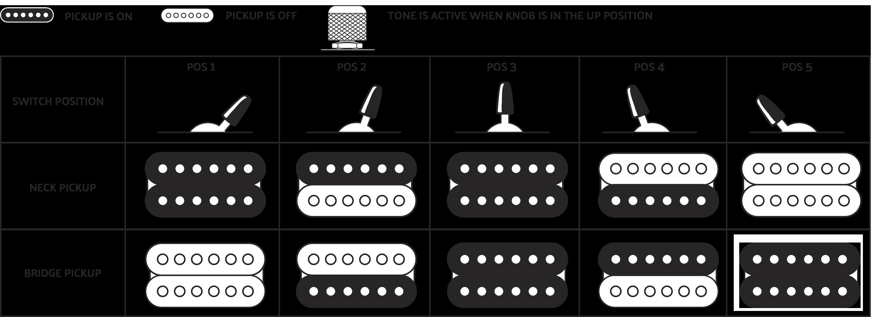 Jackson Guitar Pickup Wiring Diagram