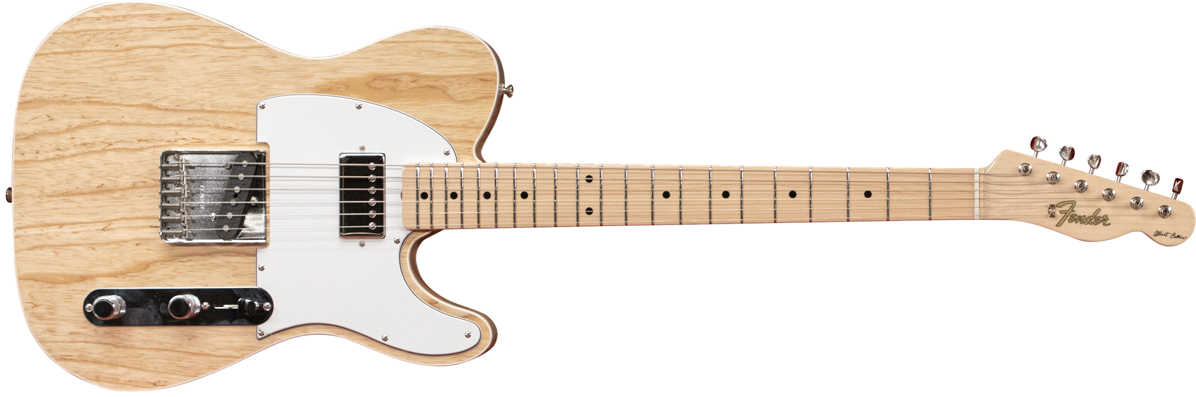 FENDER-Albert-Collins-Signature-Telecaster-Maple-Fingerboard-Natural-sku-571002019