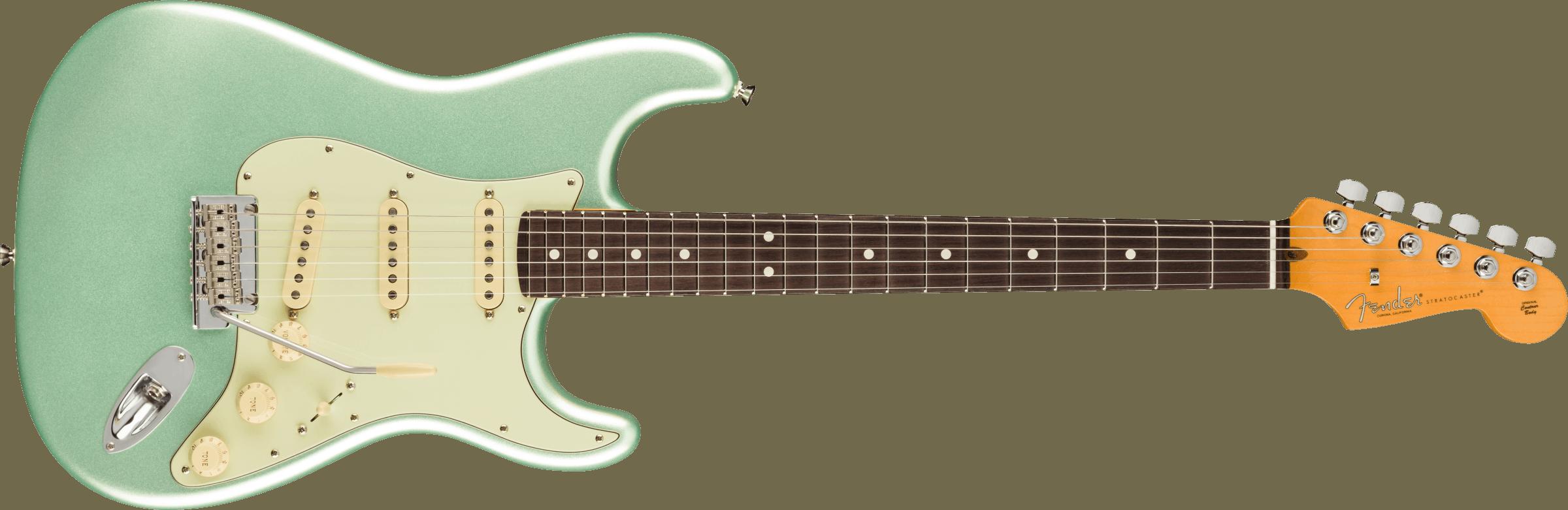 FENDER-American-Professional-II-Stratocaster-Rosewood-Fingerboard-Mystic-Surf-Green-sku-571005526