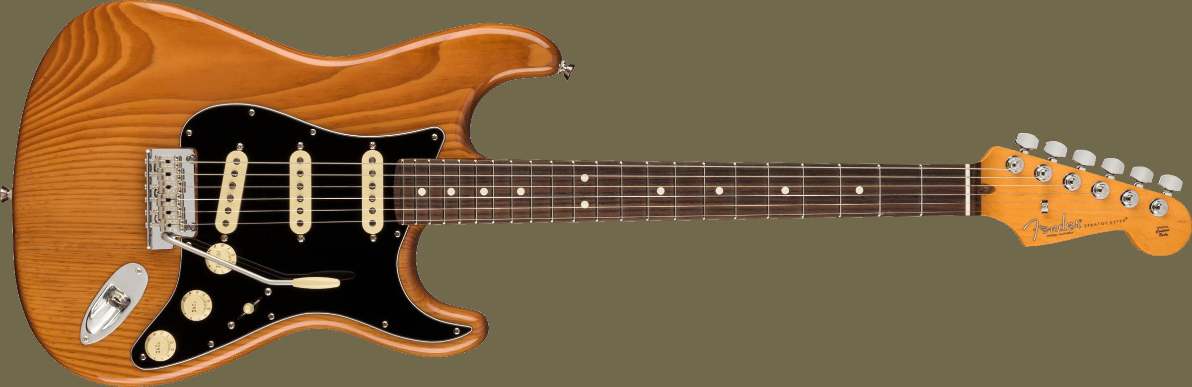 FENDER-American-Professional-II-Stratocaster-Rosewood-Fingerboard-Roasted-Pine-sku-571005523