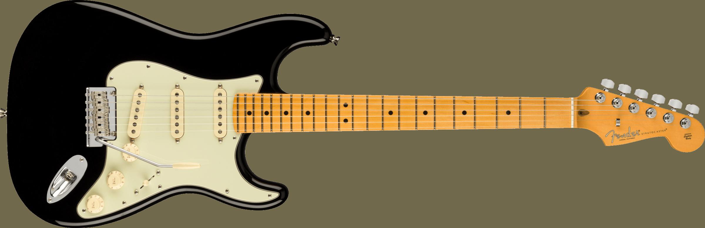 FENDER-American-Professional-II-Stratocaster-Maple-Fingerboard-Black-sku-571005528