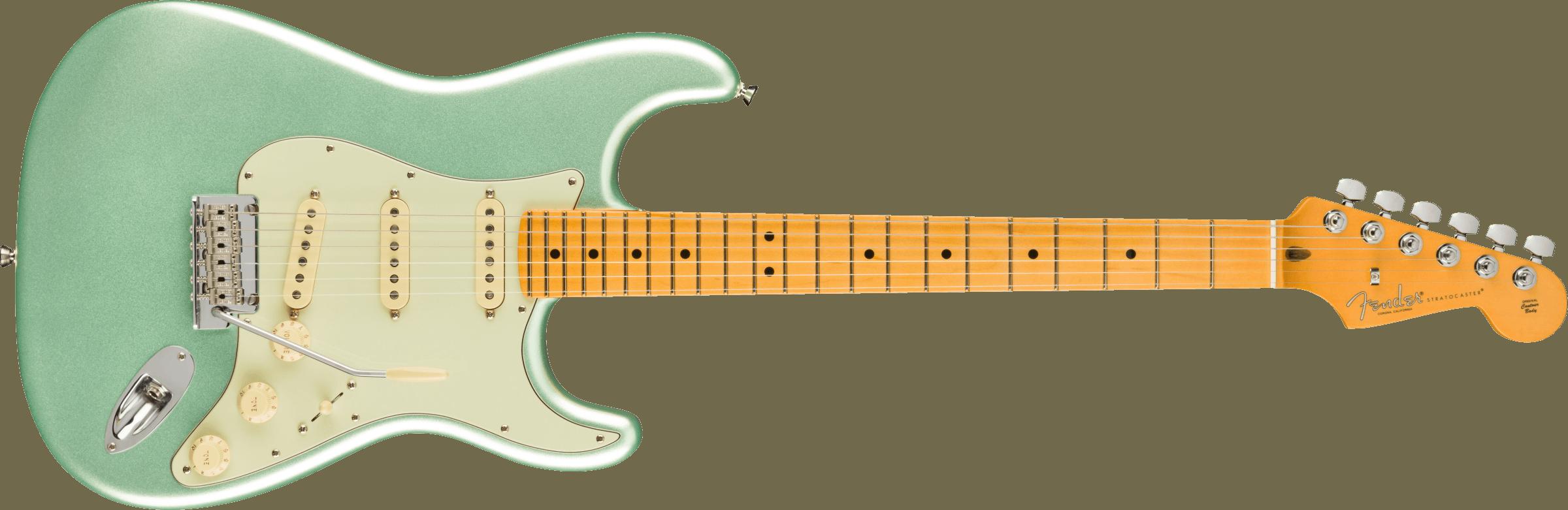 FENDER-American-Professional-II-Stratocaster-Maple-Fingerboard-Mystic-Surf-Green-sku-571005524