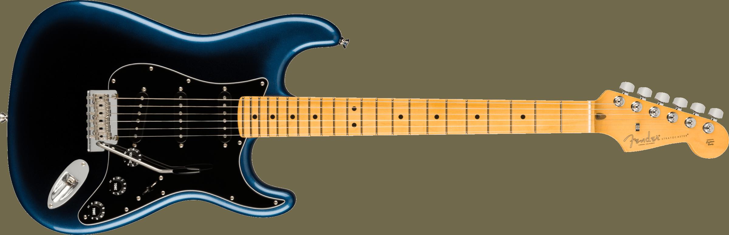 FENDER-American-Professional-II-Stratocaster-Maple-Fingerboard-Dark-Night-sku-571005530