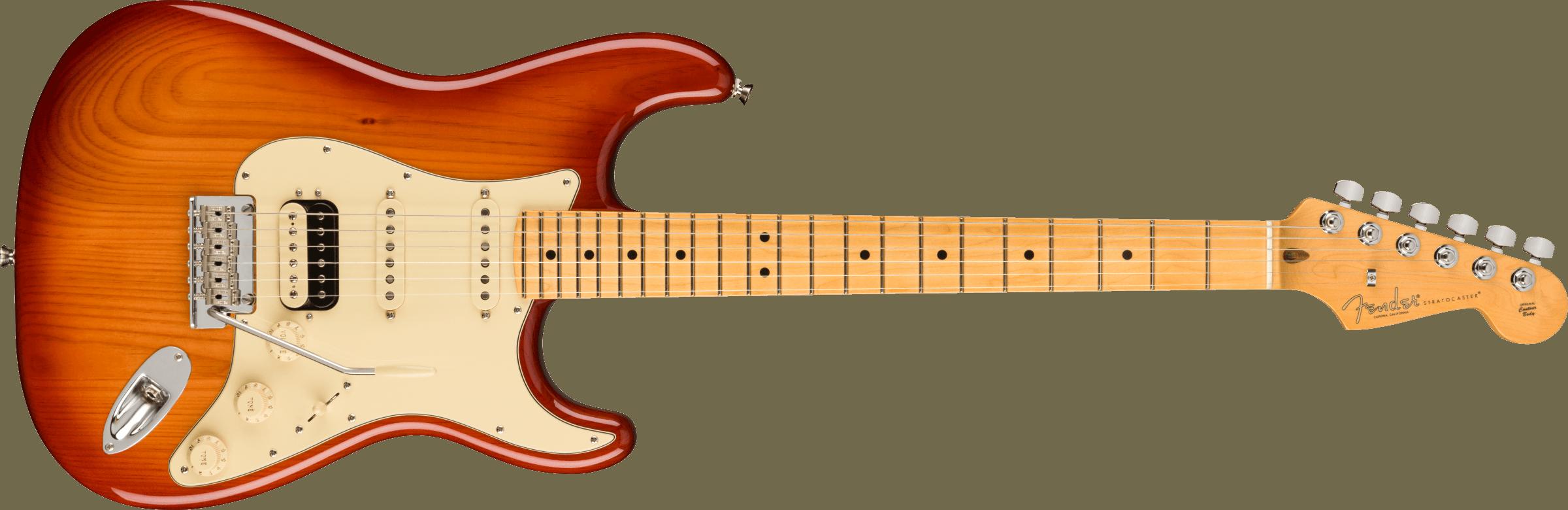 FENDER-American-Professional-II-Stratocaster-HSS-Maple-Fingerboard-Sienna-Sunburst-sku-571005535