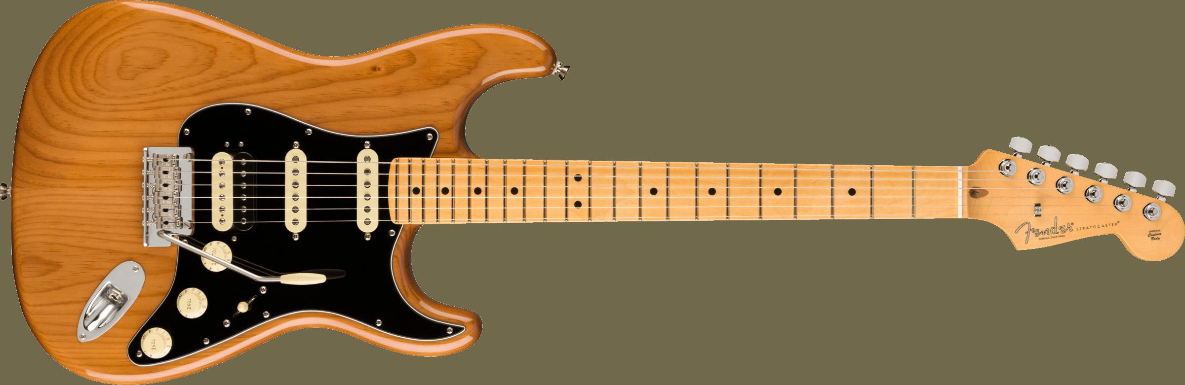 FENDER-American-Professional-II-Stratocaster-HSS-Maple-Fingerboard-Roasted-Pine-sku-571005533