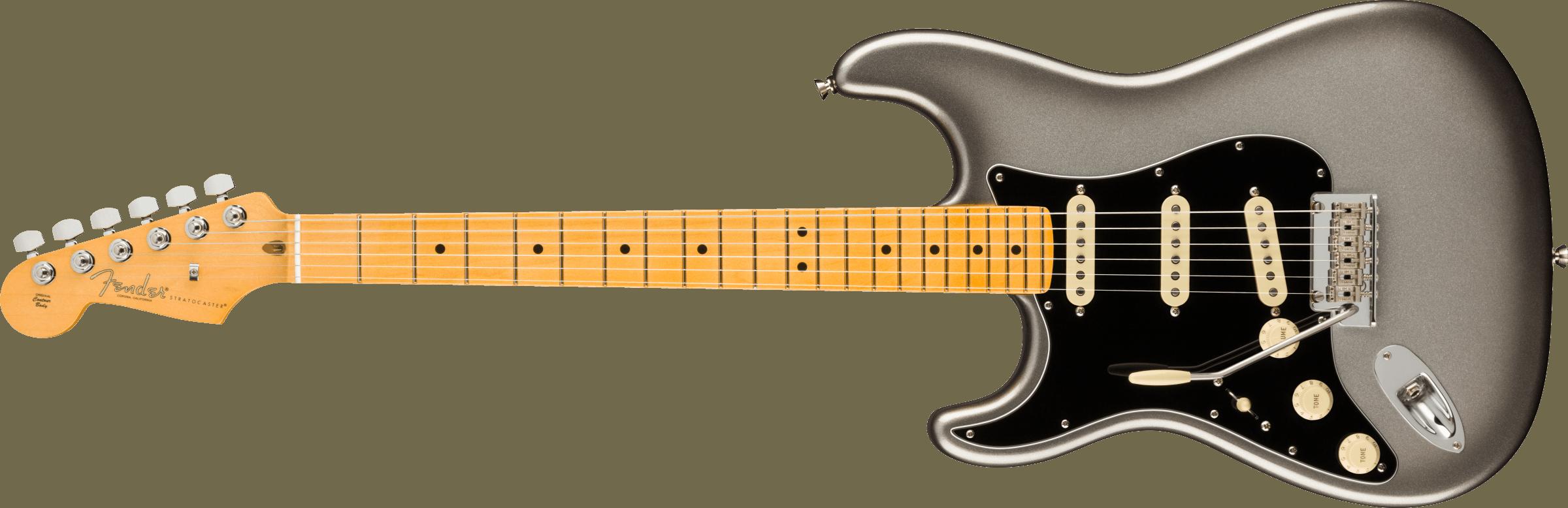 FENDER-American-Professional-II-Stratocaster-Left-Hand-Maple-Fingerboard-Mercury-sku-571005543