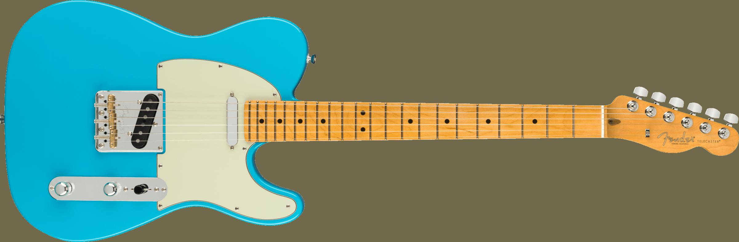 FENDER-American-Professional-II-Telecaster-Maple-Fingerboard-Miami-Blue-sku-571005548