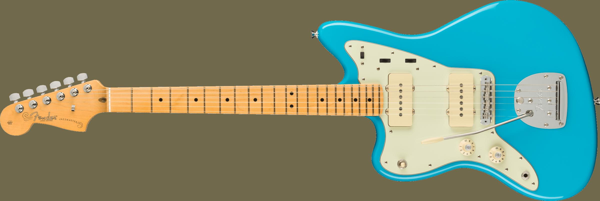 FENDER-American-Professional-II-Jazzmaster-Left-Hand-Maple-Fingerboard-Miami-Blue-sku-571005277