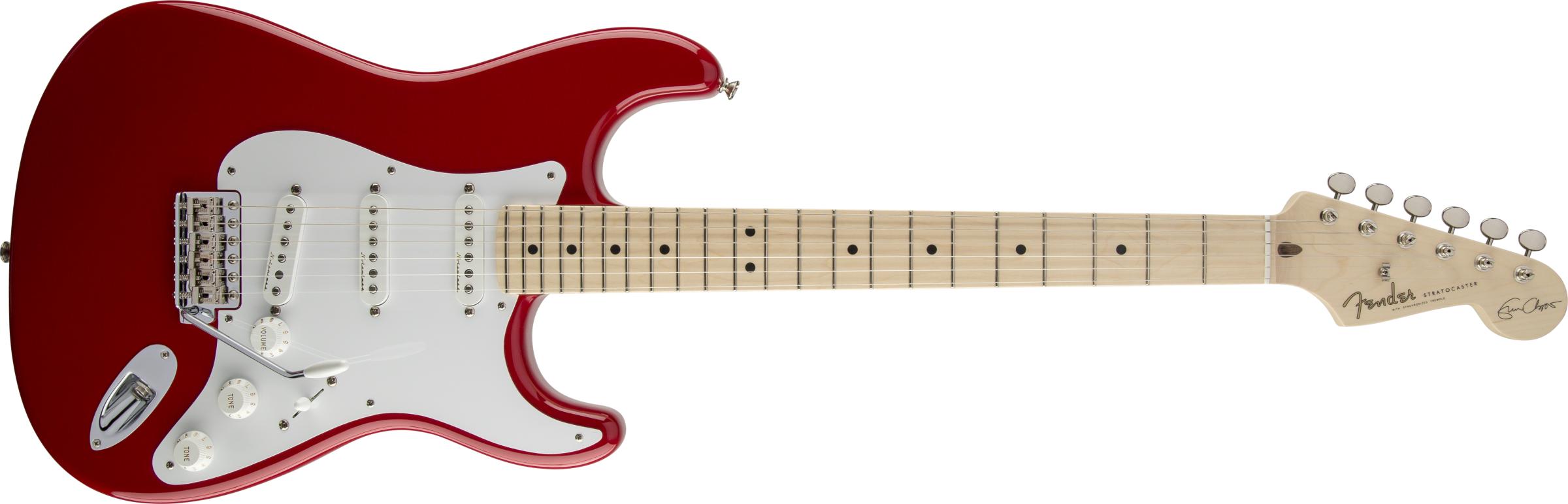 FENDER-Eric-Clapton-Stratocaster-Maple-Fingerboard-Torino-Red-sku-571000267