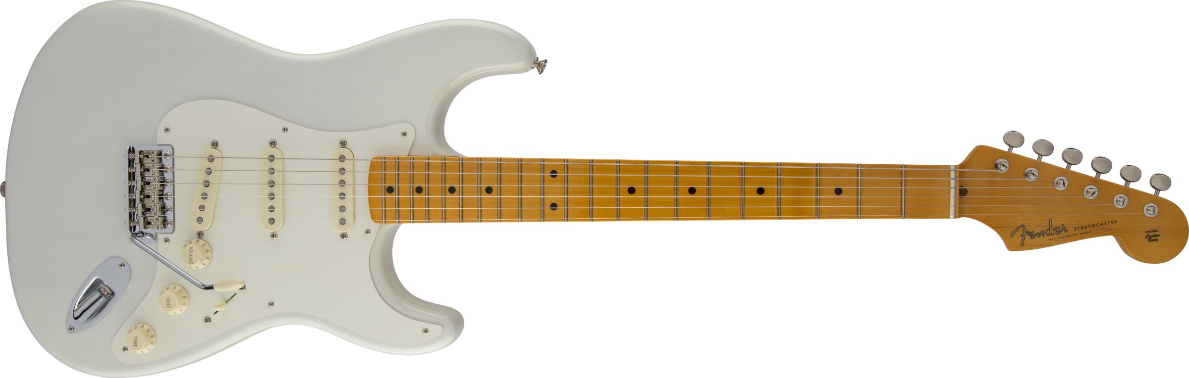 FENDER-Eric-Johnson-Stratocaster-Maple-Fingerboard-White-Blonde-sku-550000112