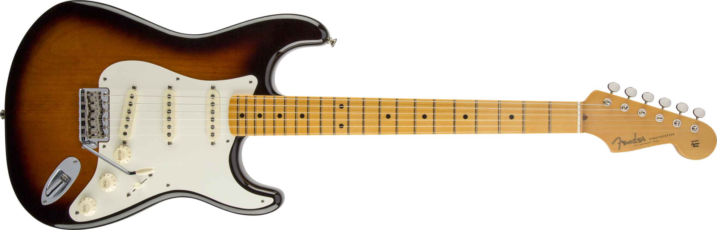 FENDER-Eric-Johnson-Stratocaster-Maple-Fingerboard-2-Color-Sunburst-sku-550001006