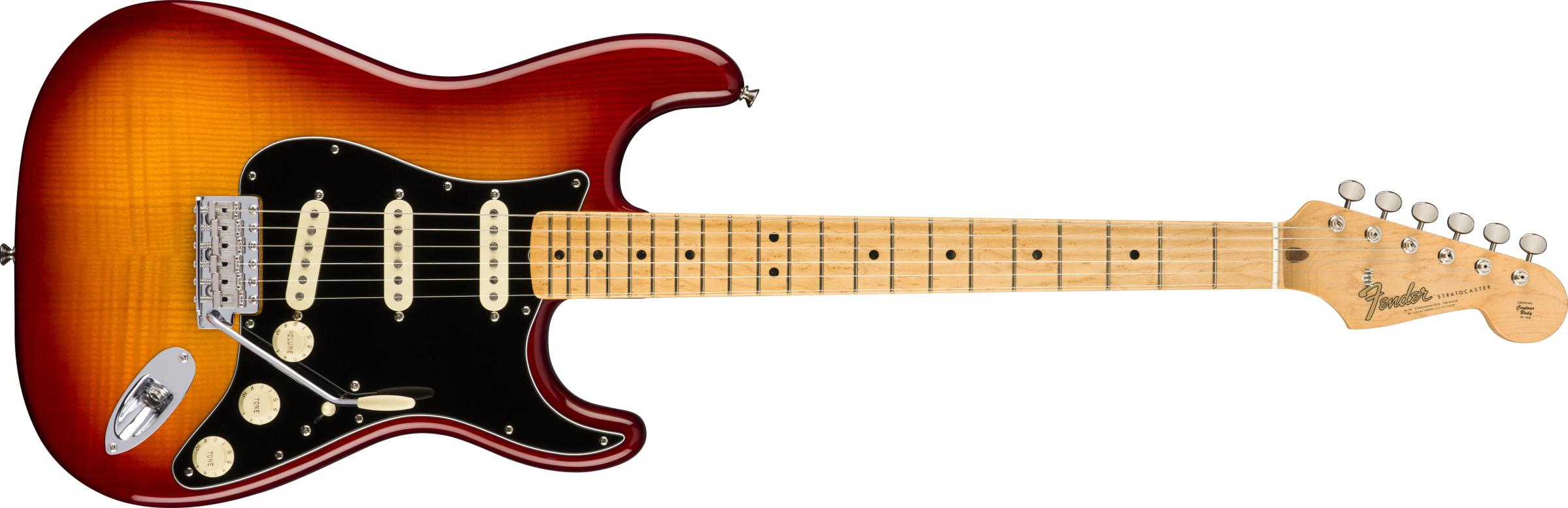 FENDER-Rarities-Flame-Ash-Top-Stratocaster-Birdseye-Maple-Neck-Plasma-Red-Burst-sku-571003048