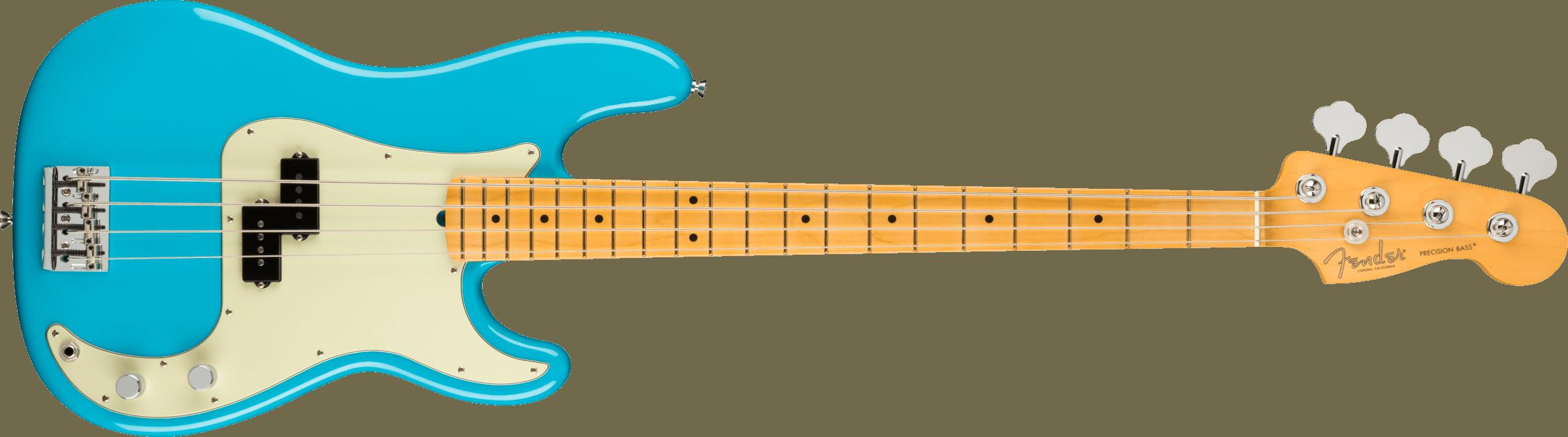 FENDER-American-Professional-II-Precision-Bass-Maple-Fingerboard-Miami-Blue-sku-571005509