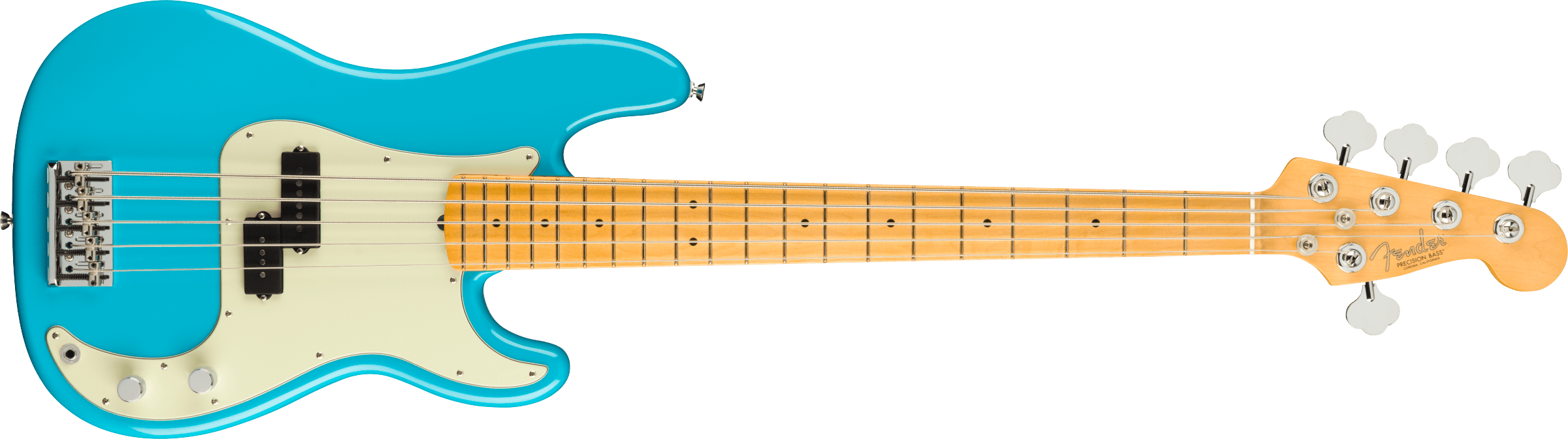 FENDER-American-Professional-II-Precision-Bass-V-Maple-Fingerboard-Miami-Blue-sku-571005302