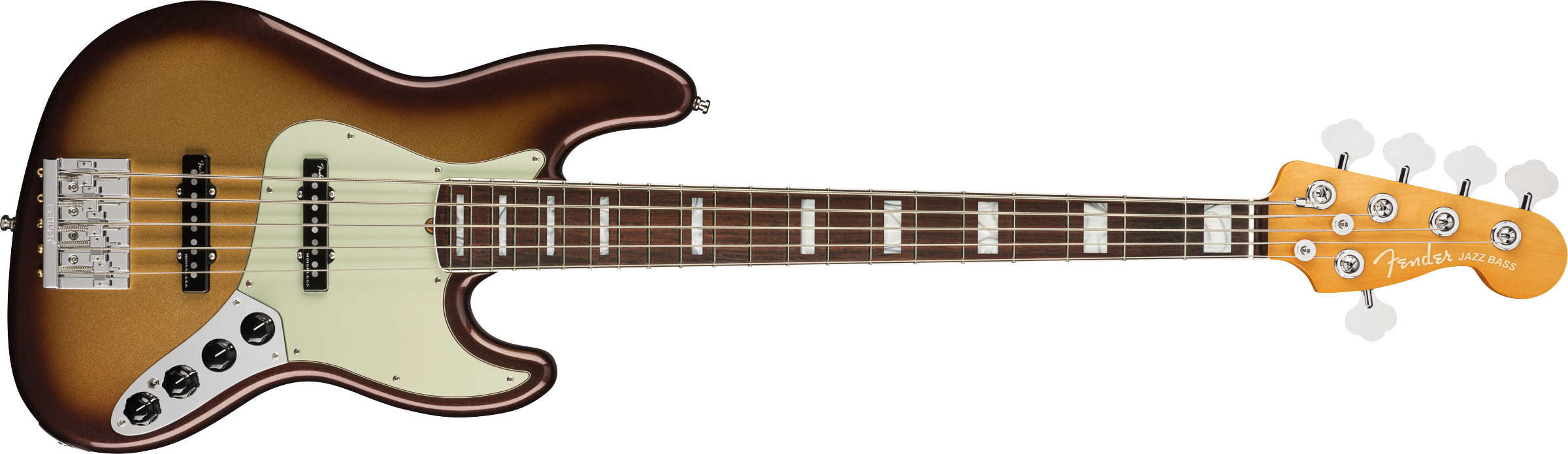 FENDER-American-Ultra-Jazz-Bass-V-Rosewood-Fingerboard-Mocha-Burst-sku-571004021