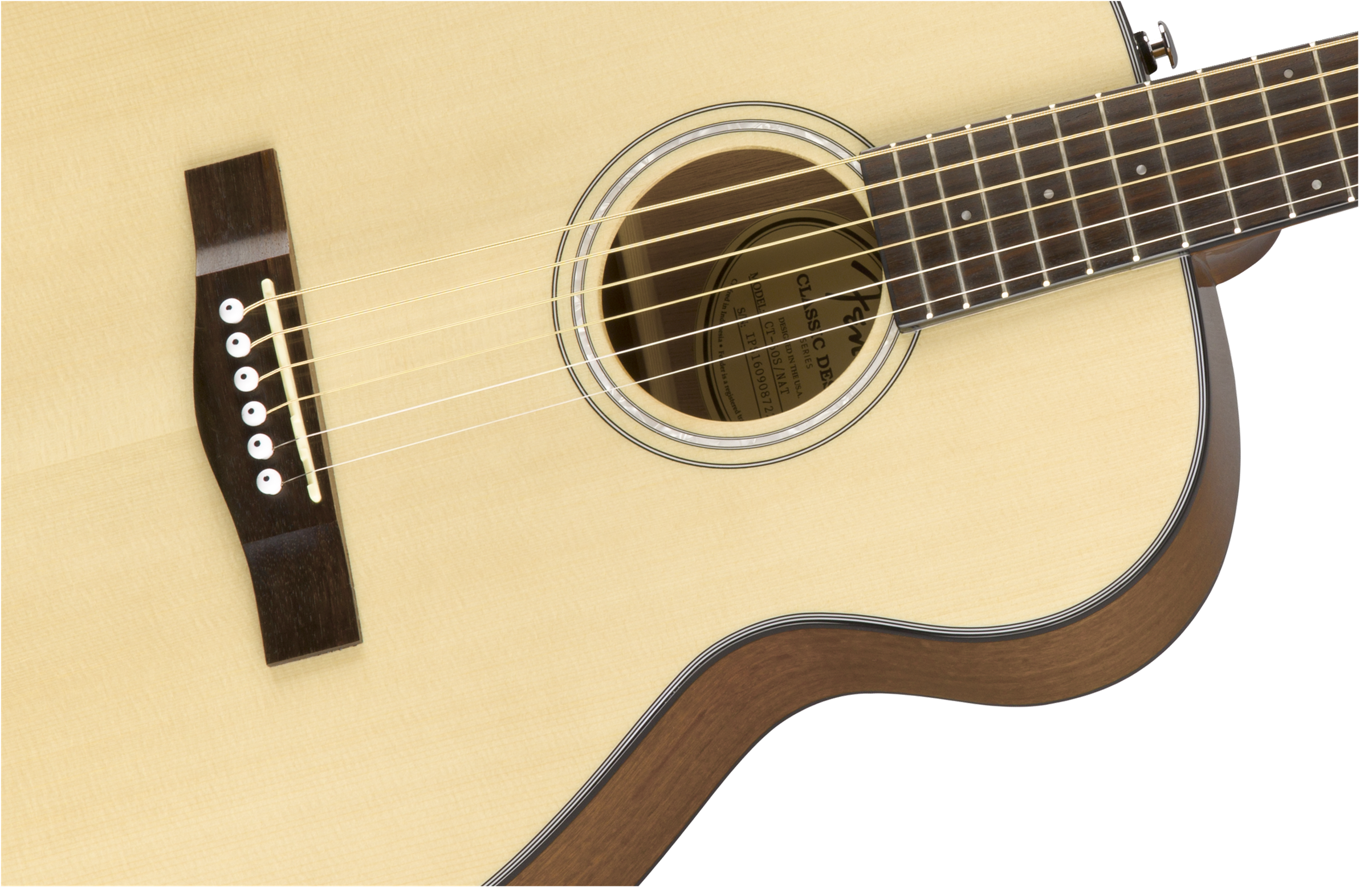 Image of the Fender CT-60S Natural