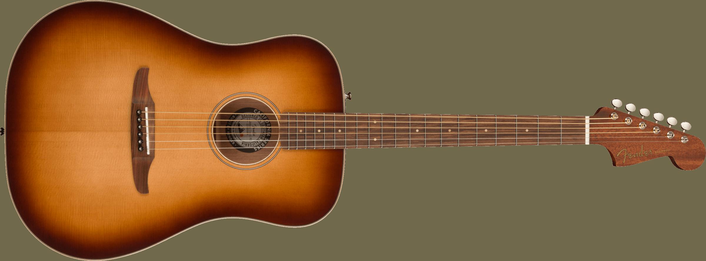 FENDER-Redondo-Classic-Pau-Ferro-Fingerboard-Aged-Cognac-Burst-sku-571004887