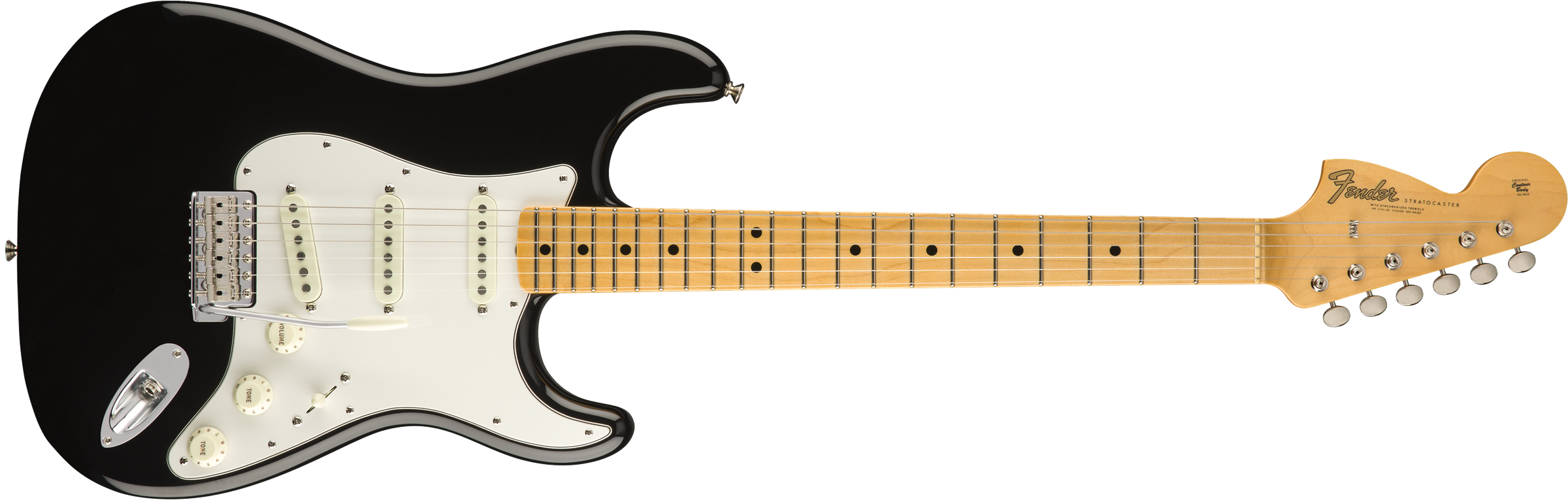 FENDER-Jimi-Hendrix-Voodoo-Child-Signature-Stratocaster-NOS-Maple-Fingerboard-Black-sku-571004345