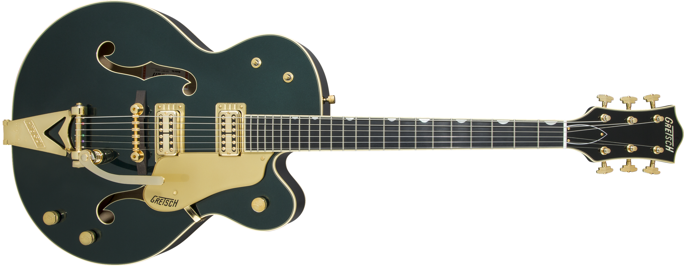 GRETSCH-G6196T-59-Vintage-Select-Edition-59-Country-Club-Hollow-Body-with-Bigsby-TV-Jones-Cadillac-Green-Lacquer-sku-571001300