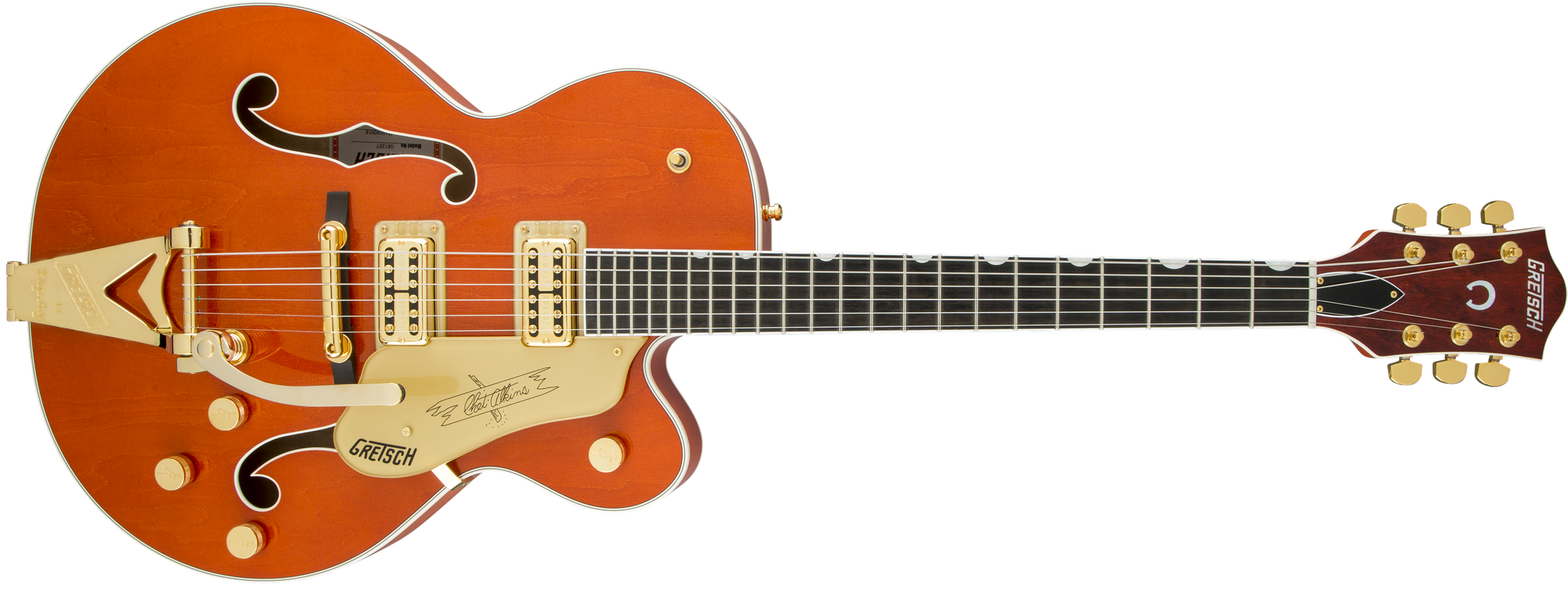 GRETSCH-G6120T-Players-Edition-Nashville-with-String-Thru-Bigsby-FilterTron-Pickups-Orange-Stain-sku-571000149