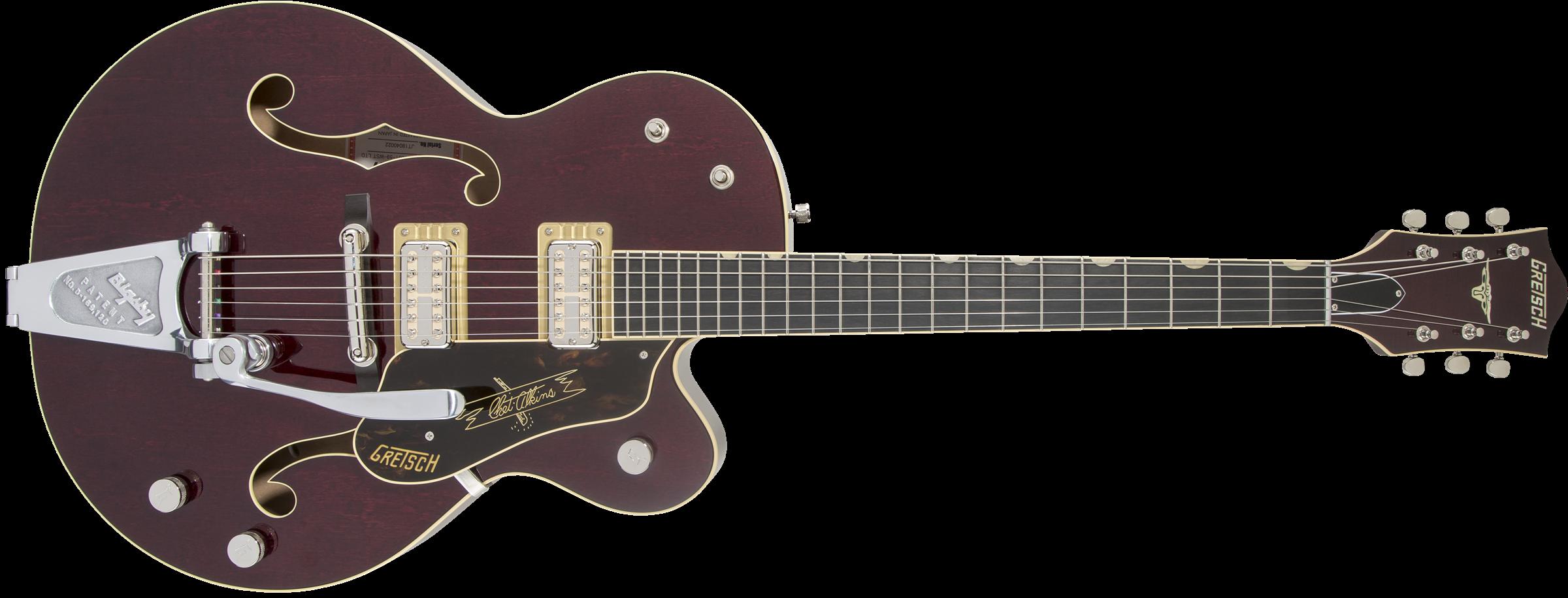GRETSCH-G6120T-Limited-Edition-59-Nashville-Single-Cut-with-Bigsby-Ebony-Fingerboard-Dark-Cherry-Stain-sku-571002970