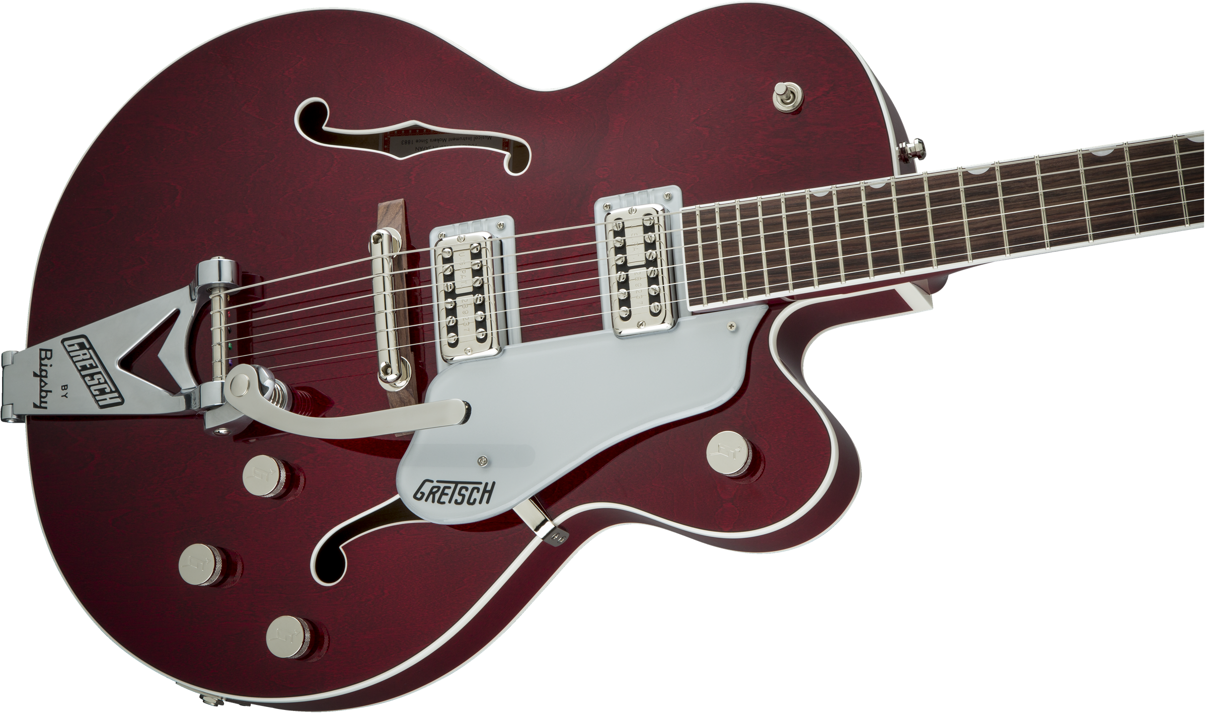 hollow body g6119t players edition tennessee rose with string thru bigsby filter 39 tron. Black Bedroom Furniture Sets. Home Design Ideas
