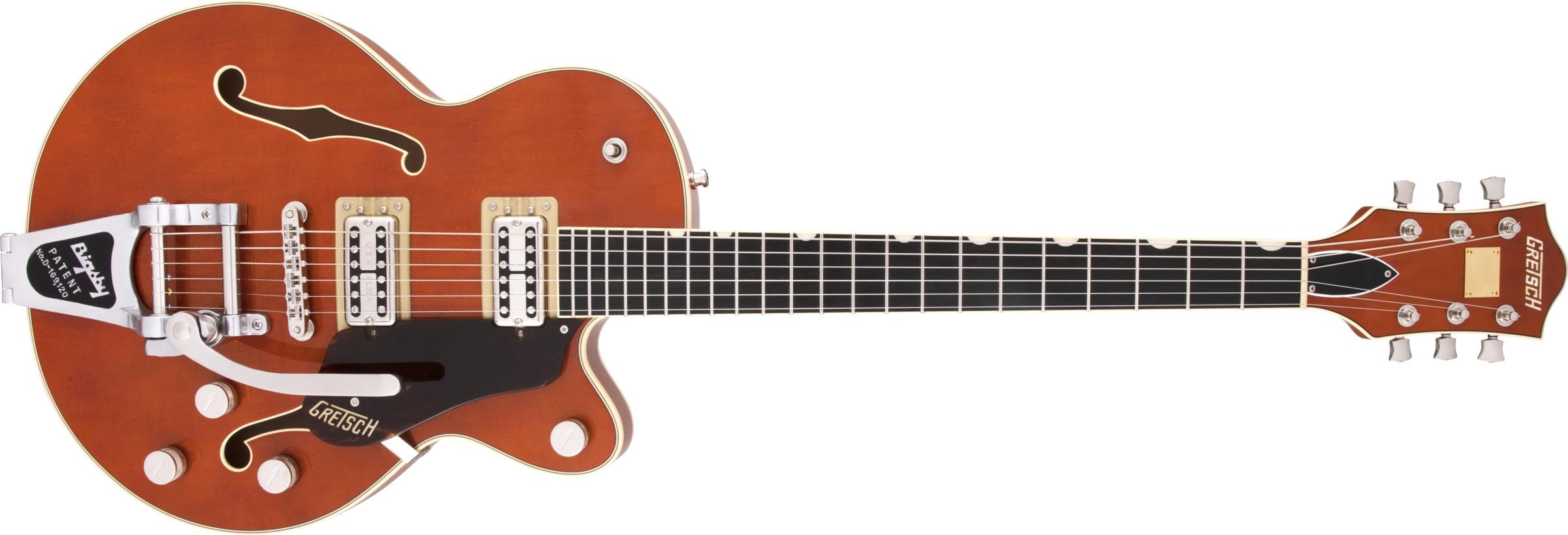 GRETSCH-G6659T-Players-Edition-Broadkaster-Jr-Center-Block-Single-Cut-with-String-Thru-Bigsby-USA-FullTron-Pickups-Ebony-Fingerboard-Roundup-Orange-sku-571004814