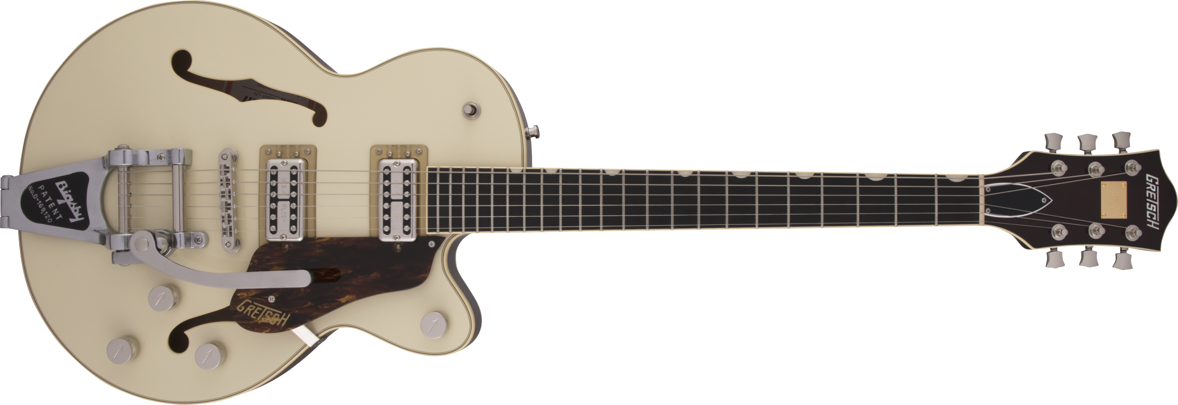 GRETSCH-G6659T-Players-Edition-Broadkaster-Jr-Center-Block-Single-Cut-with-String-Thru-Bigsby-USA-FullTron-Pickups-Ebony-Fingerboard-Two-Tone-Lotus-Ivory-Walnut-Stain-sku-571004709