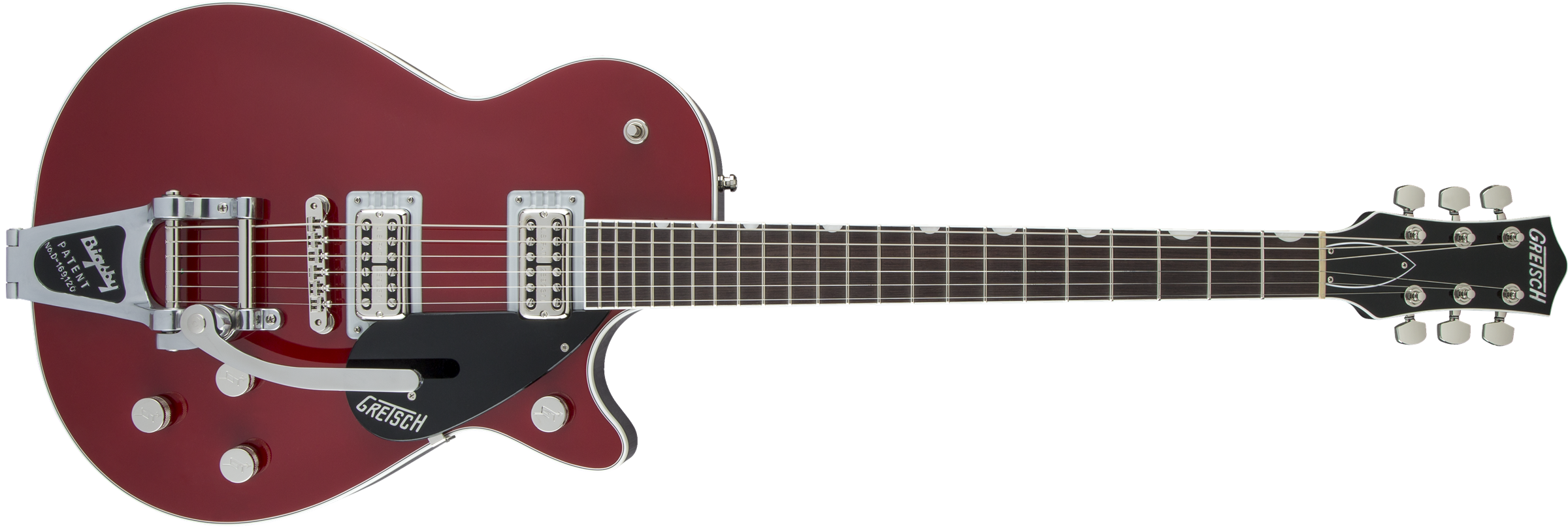 GRETSCH-G6131T-Players-Edition-Jet-FT-with-Bigsby-Rosewood-Fingerboard-Firebird-Red-sku-571001214