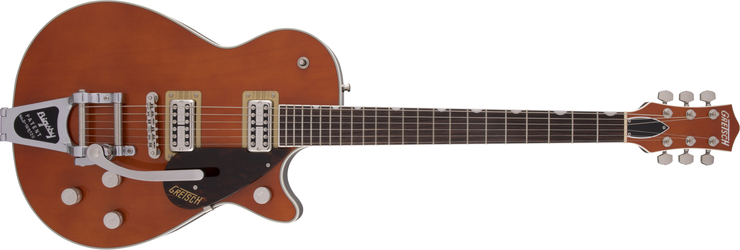 GRETSCH-G6128T-Players-Edition-Jet-FT-with-Bigsby-Rosewood-Fingerboard-Roundup-Orange-sku-571005145