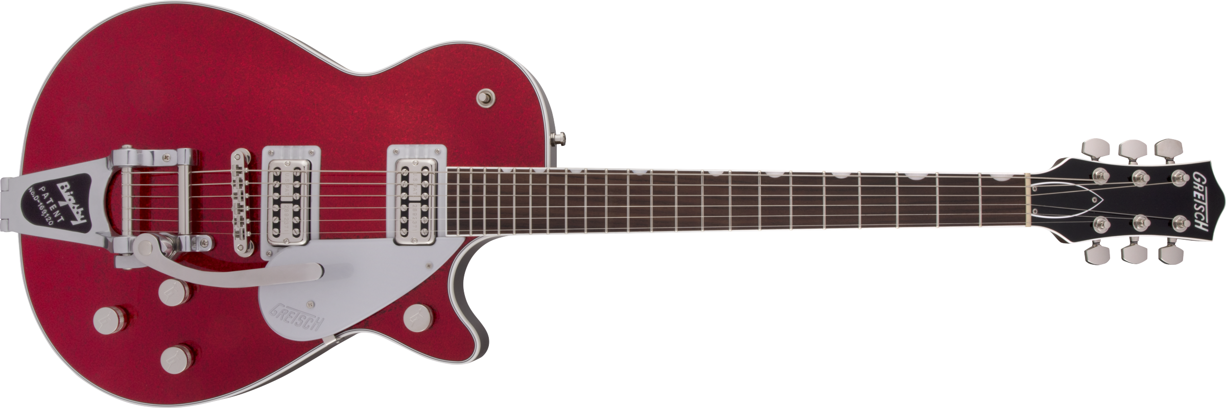 GRETSCH-G6129T-Players-Edition-Jet-FT-with-Bigsby-Rosewood-Fingerboard-Red-Sparkle-sku-571004594