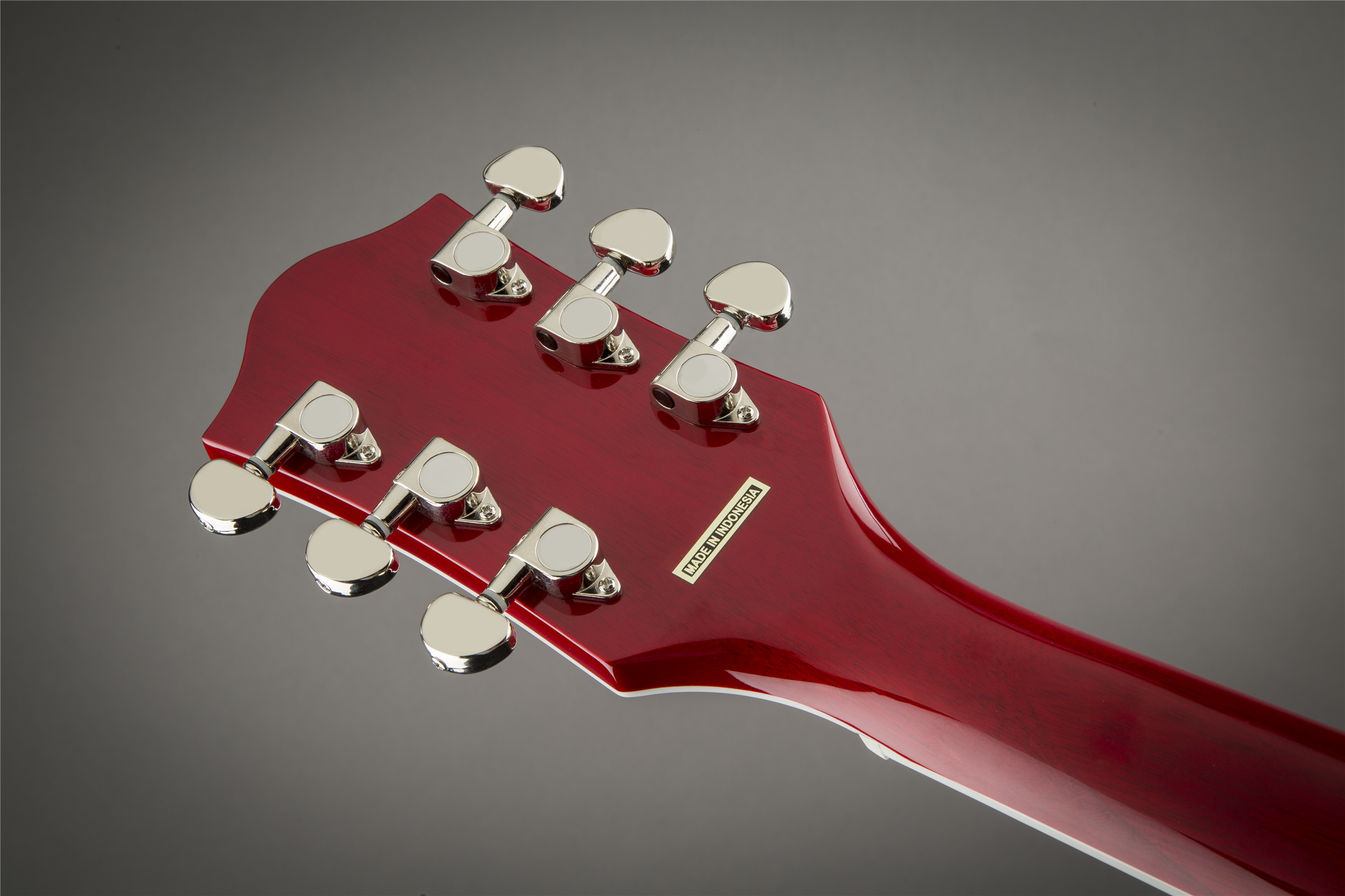 Center Block :: G2655 Streamliner™ Center Block Jr. with V-Stoptail,  Broad'Tron™ Pickups, Flagstaff Sunset