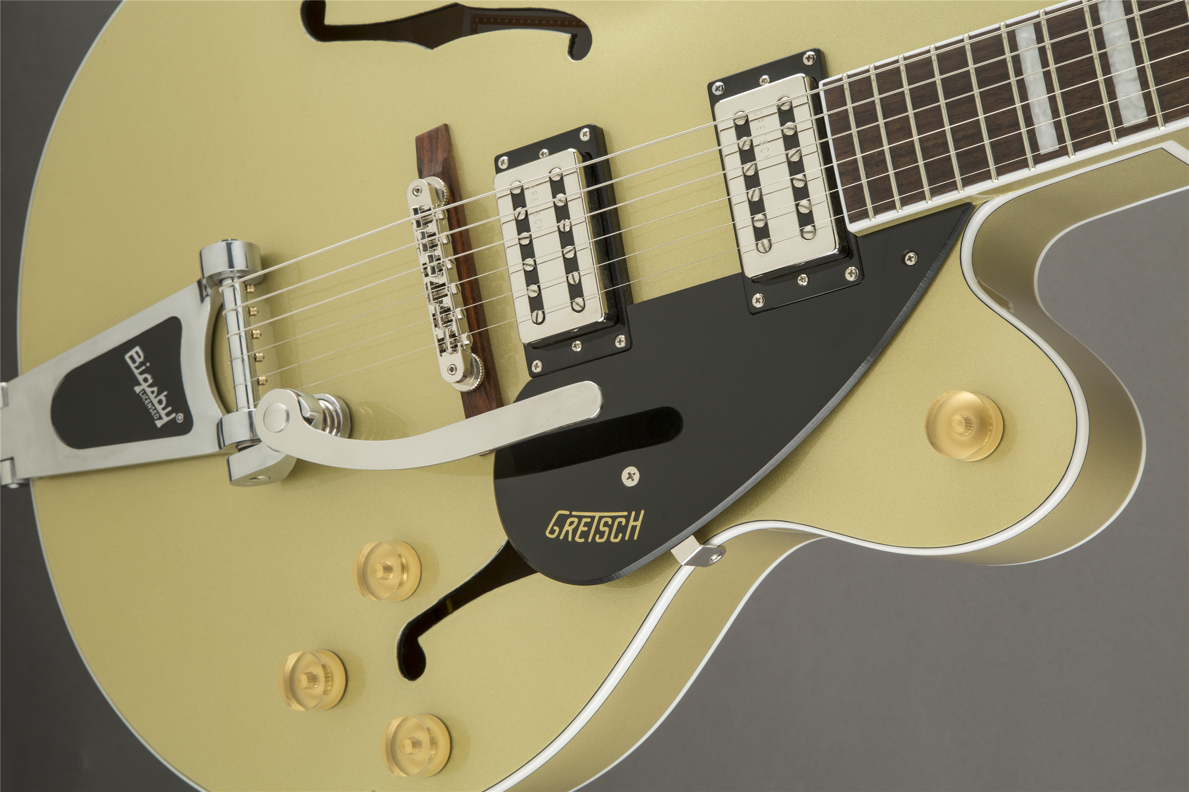 Image of the Gretsch G2420T Streamliner™ Hollow Body with Bigsby®, Broad'Tron™