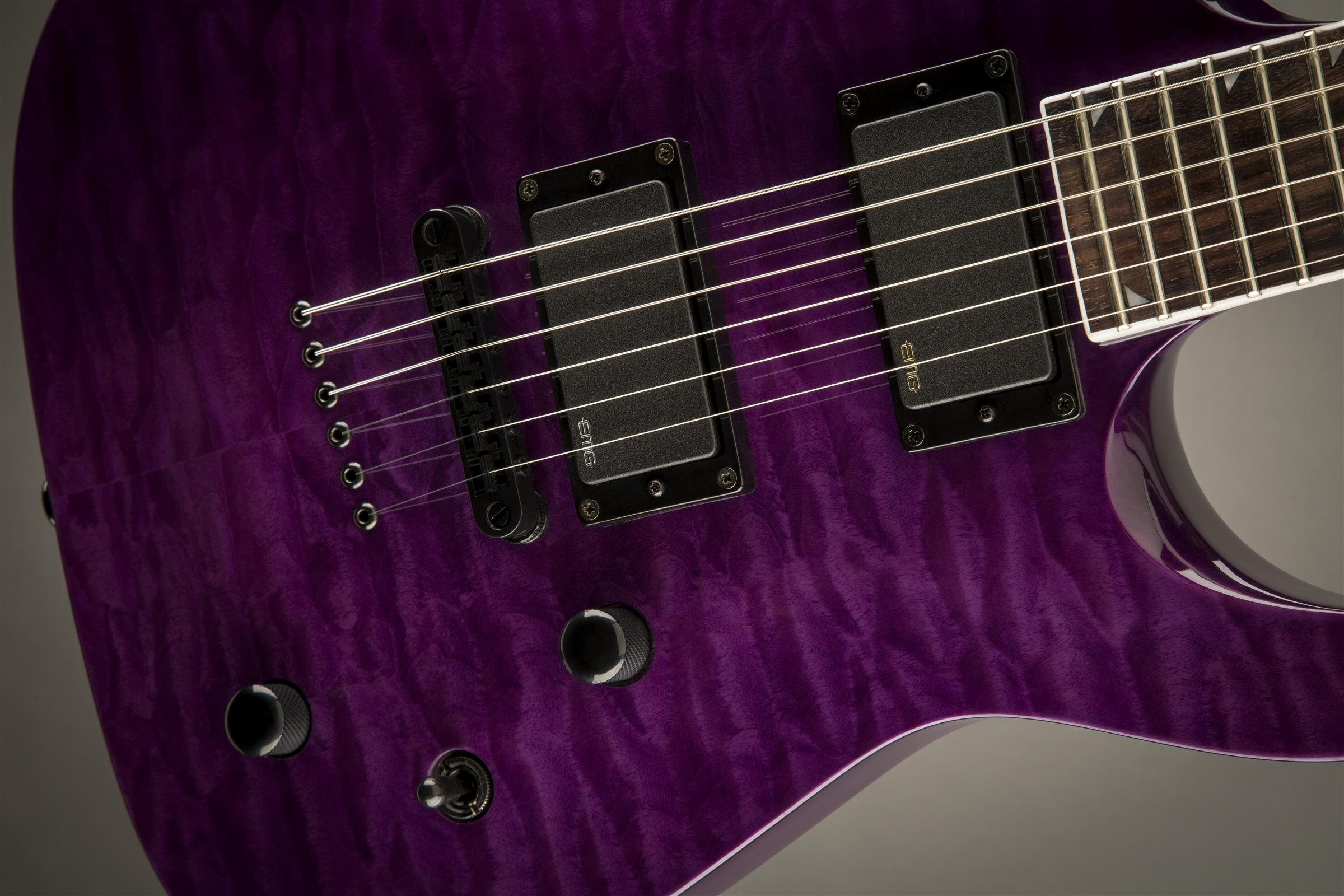Guitars :: X Series Soloist™ SLATTXMGQ3-6, Rosewood Fingerboard ...