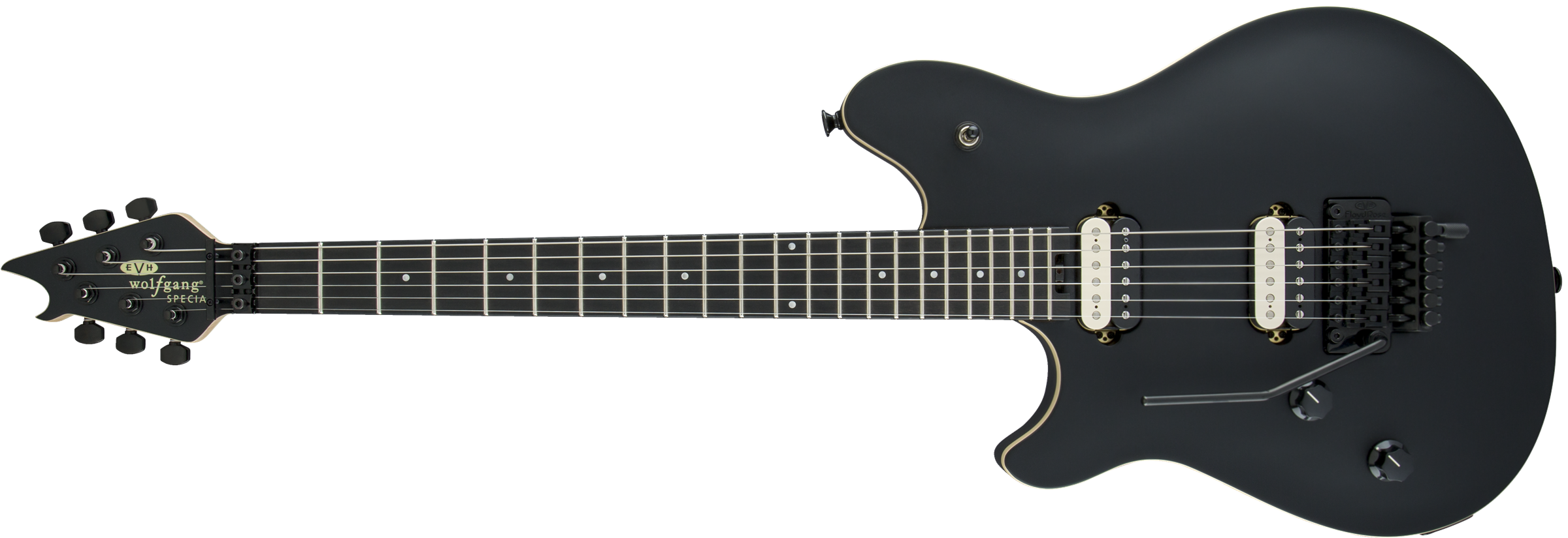 Wolfgang® Special LH, Ebony Fingerboard, Stealth Black
