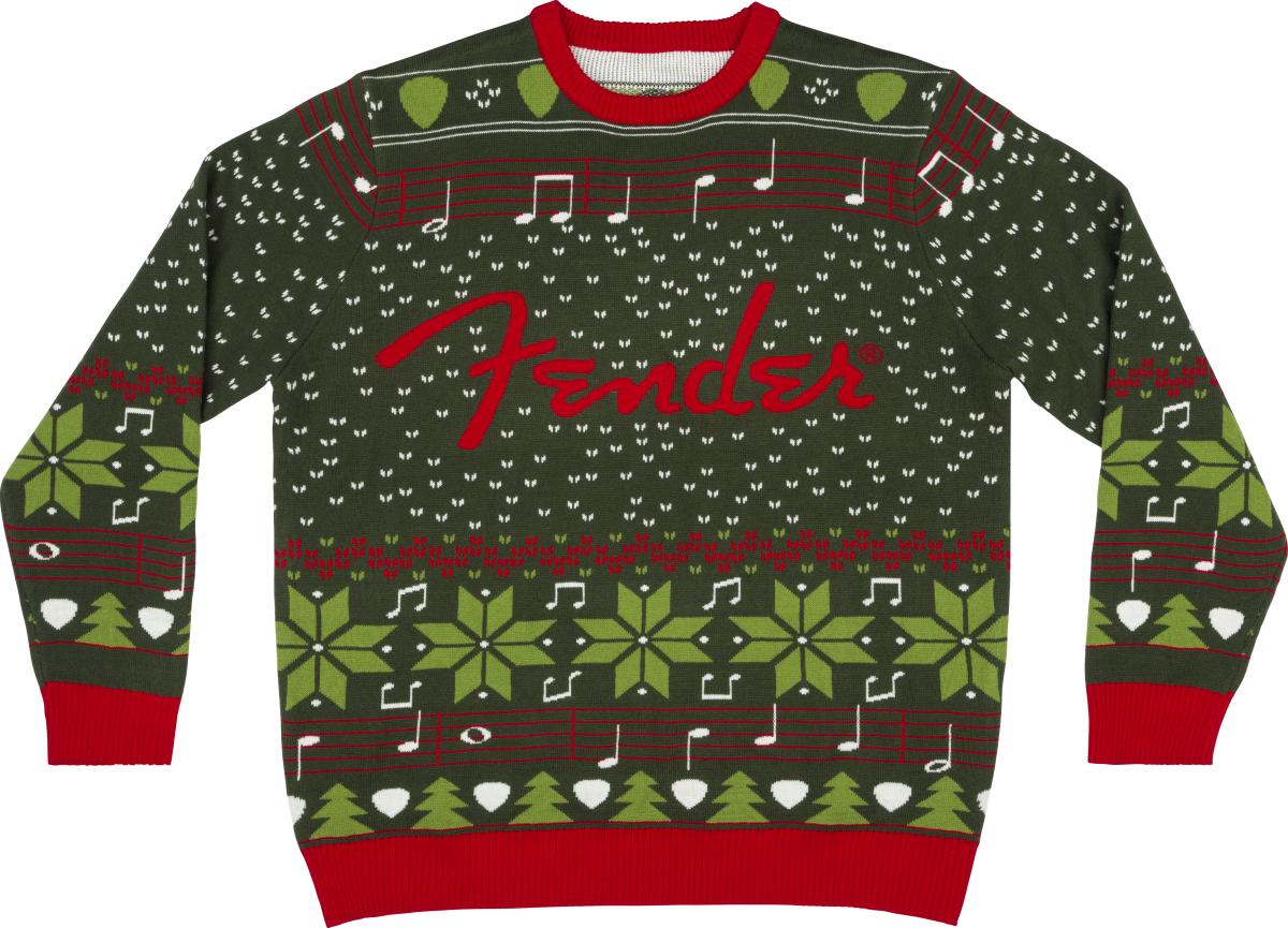 FENDER-Fender-2020-Ugly-Christmas-Sweater-XL-9190174606-sku-550023172