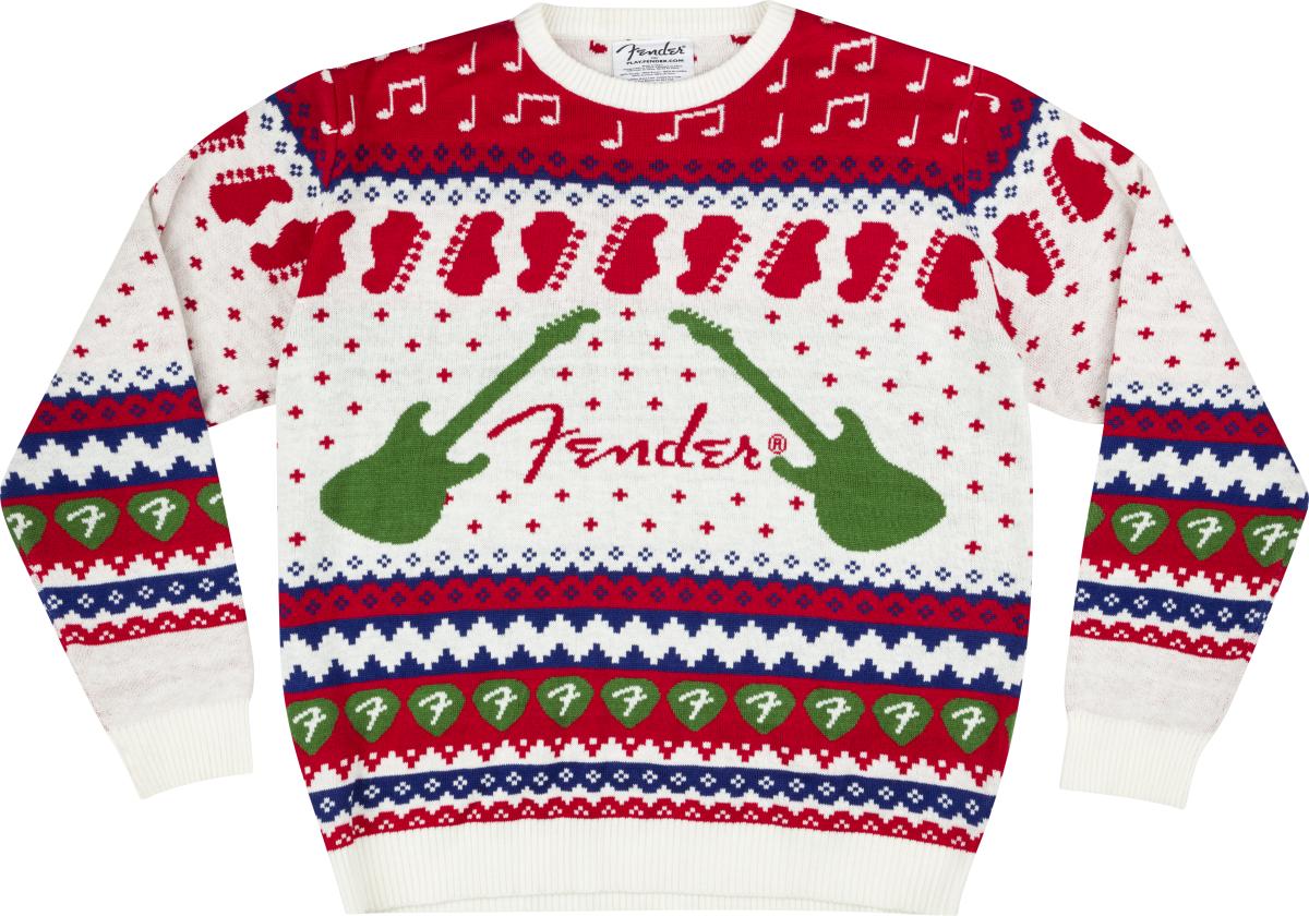 FENDER-Fender-Holiday-Sweater-2021-Multi-Color-Large-9190202506-sku-550023167