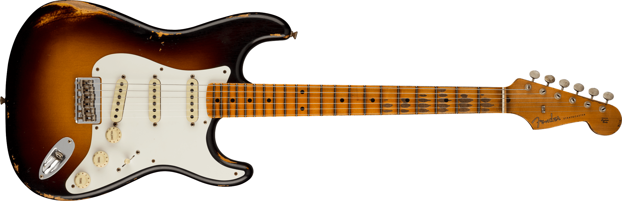 FENDER-Limited-Edition-Troposphere-Strat-Hard-Tail-Heavy-Relic-Maple-Fingerboard-Super-Faded-Aged-2-Color-Sunburst-sku-571005152