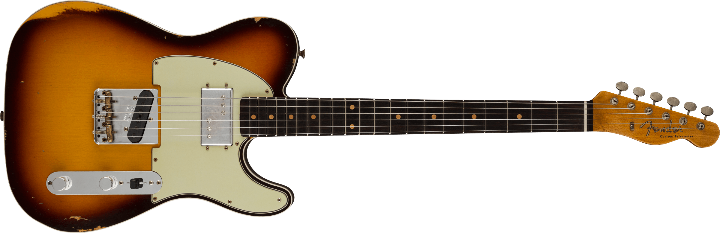 FENDER-Limited-Edition-Cunife-Tele-Custom-Relic-Rosewood-Fingerboard-Faded-Aged-Chocolate-3-Color-Sunburst-sku-571005151