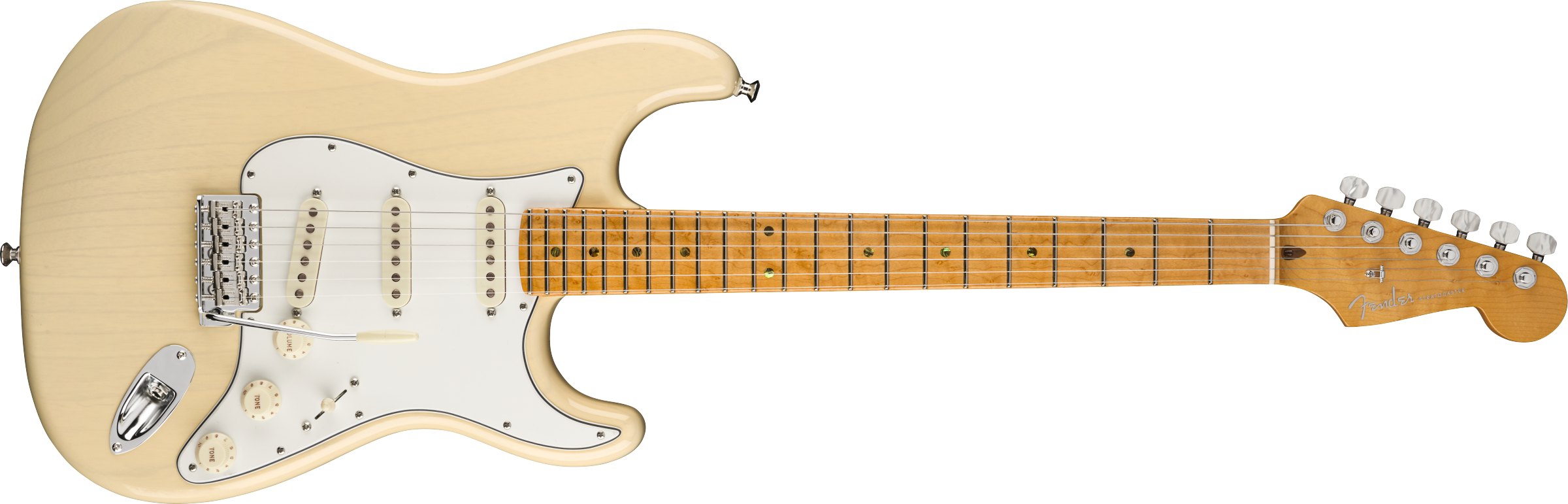 FENDER-American-Custom-Stratocaster-Maple-Fingerboard-Vintage-Blonde-NOS-sku-571005114