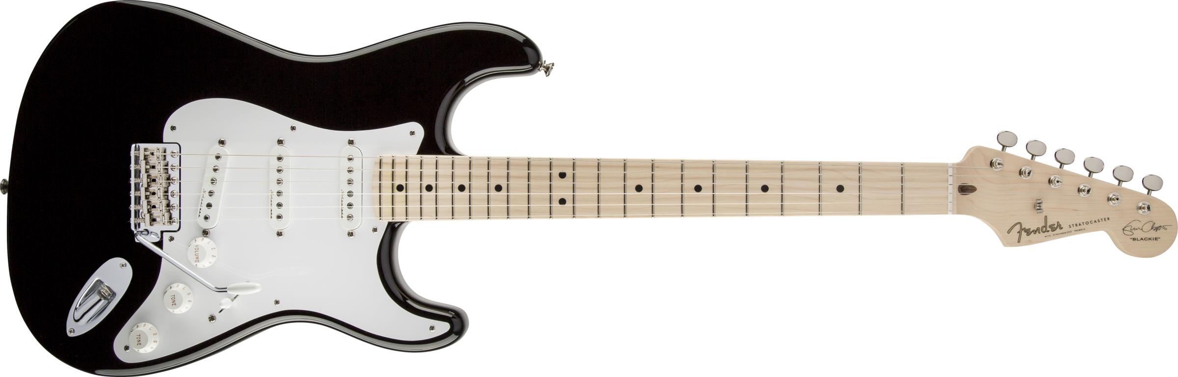 FENDER-Eric-Clapton-Stratocaster-Maple-Fingerboard-Black-sku-571000268