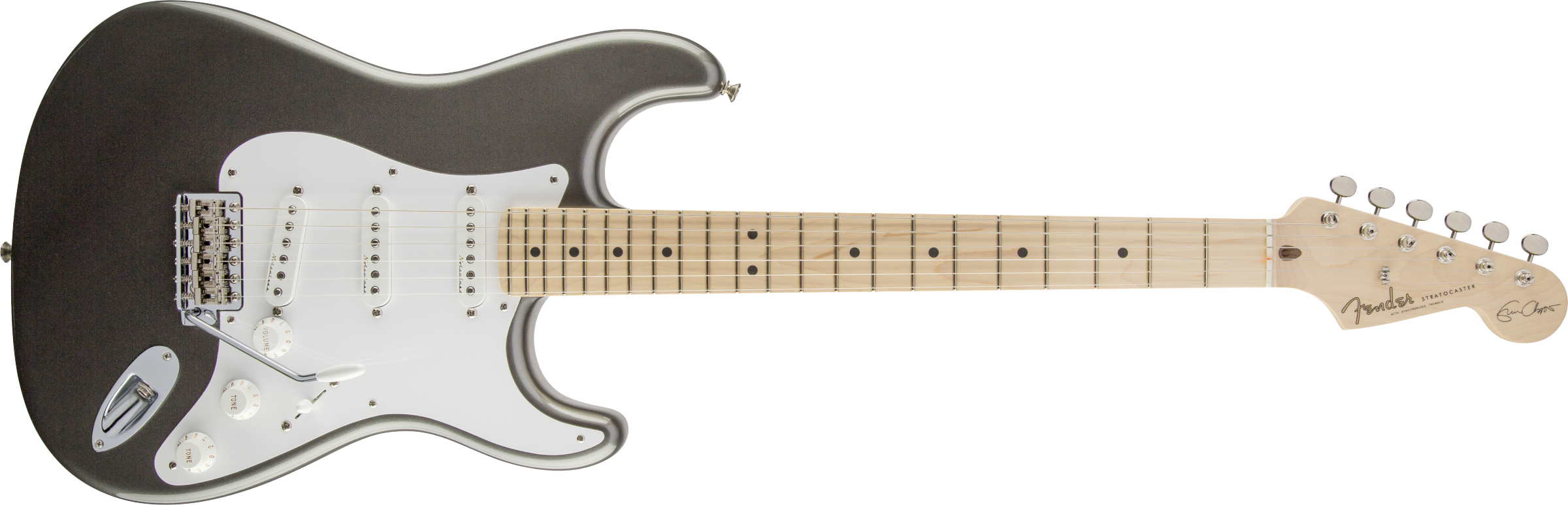 FENDER-Eric-Clapton-Stratocaster-Maple-Fingerboard-Pewter-sku-571001015