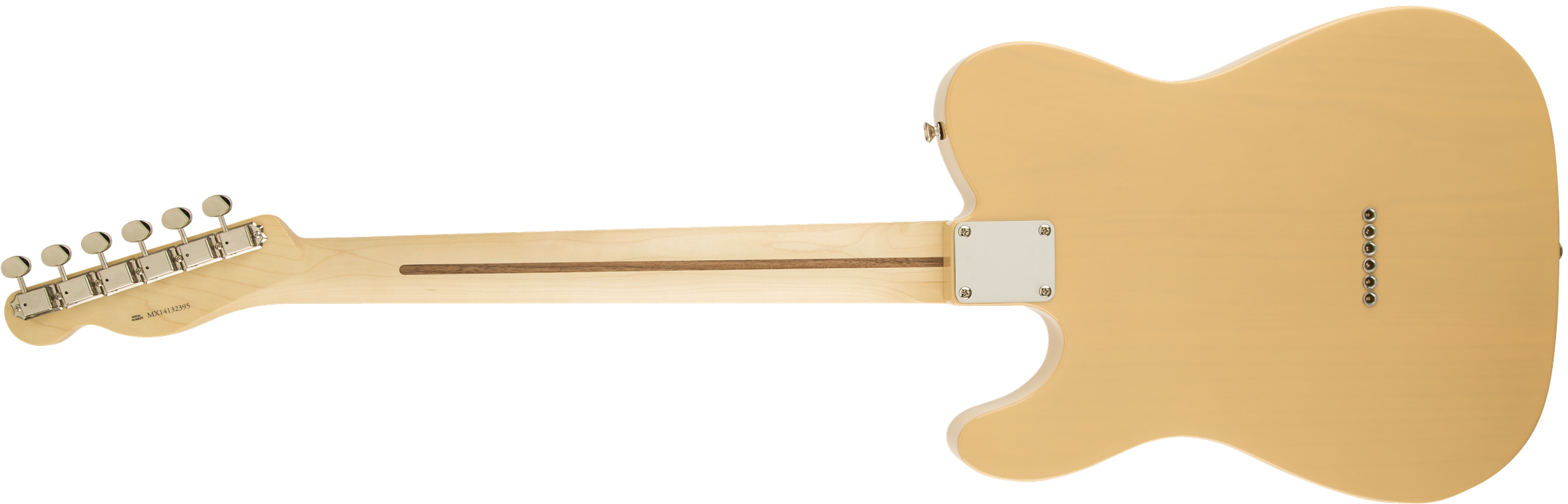 Image of the Deluxe Nashville Tele®, Maple Fingerboard, Honey Blonde