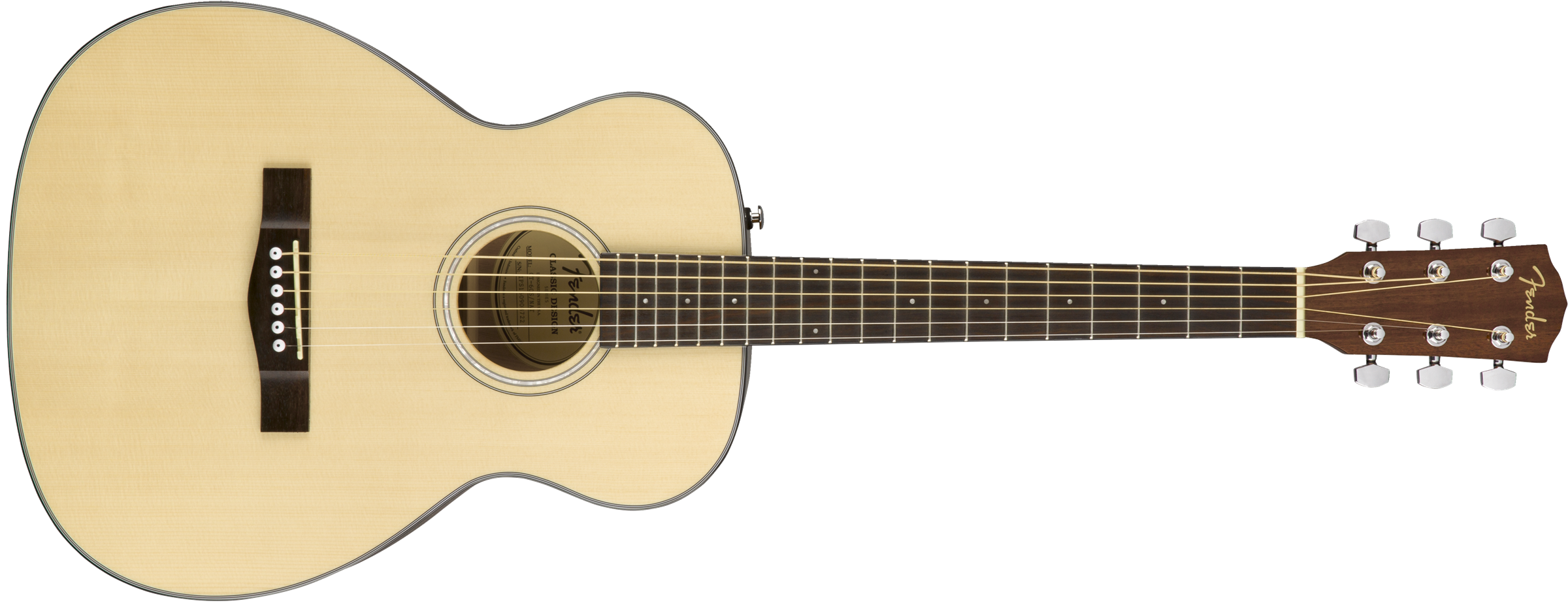 This is an image of the Fender CT-60S Natural