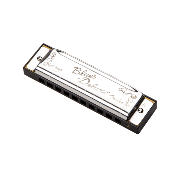 FENDER BLUES DELUXE HARMONICA A - 0990701003