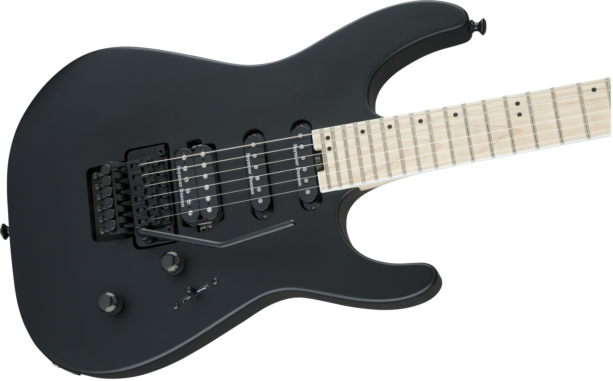 Dinky :: Pro Series Dinky™ DK3M, Maple Fingerboard, Satin Black