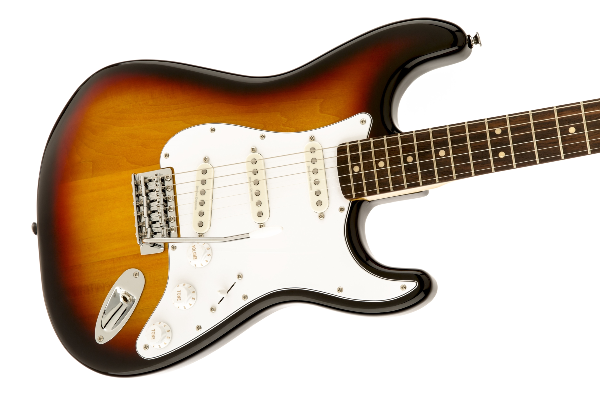 squier vintage modified stratocaster rosewood fingerboard 3 color sunburst squier electric. Black Bedroom Furniture Sets. Home Design Ideas